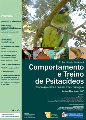 SEMINARIO-PALESTRA-PSITACIDEOS